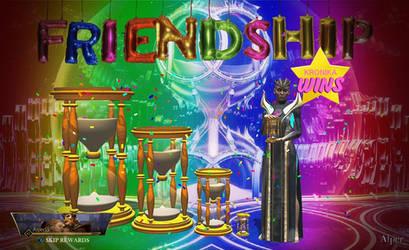 Kronika Wins! Friendship!