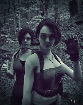 Jill and Ada