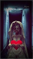 Creepy Bride by Alper-55