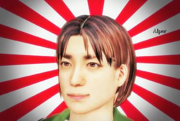 Yoko the Rising Sun