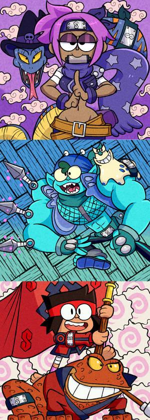 Oretachi Wa Lakewood no Ninja