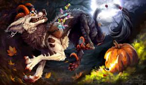 Khalon's Halloween