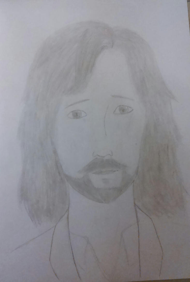 Younger Sirius Black by percyjason1