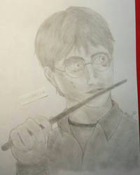 Harry Potter  by percyjason1