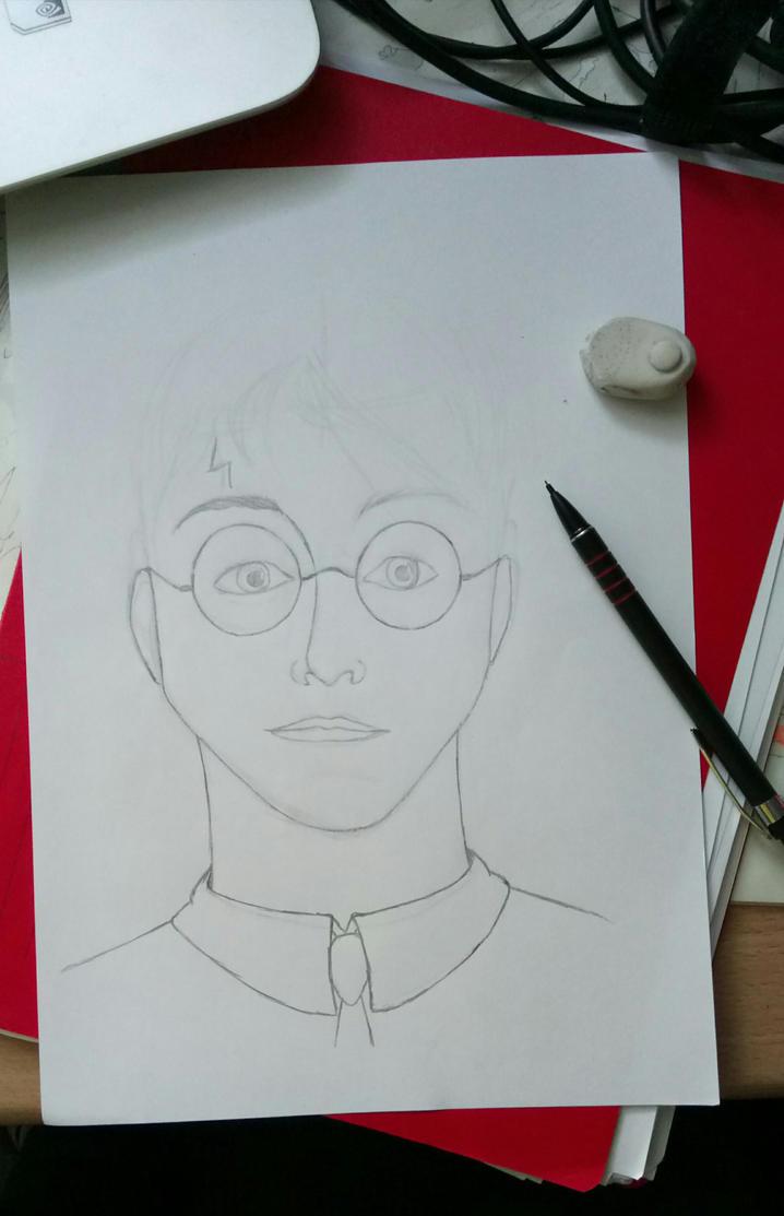 Harry Potter WIP 2.0 by percyjason1
