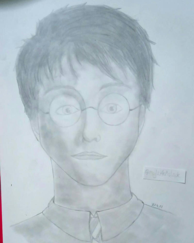 Harry Potter WIP 2.0 Finished  by percyjason1