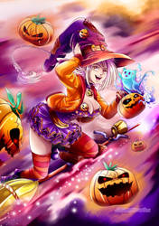 Halloween 2020 Commission