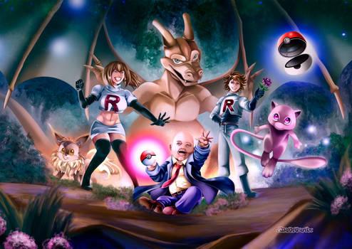 Pokemon - Commission