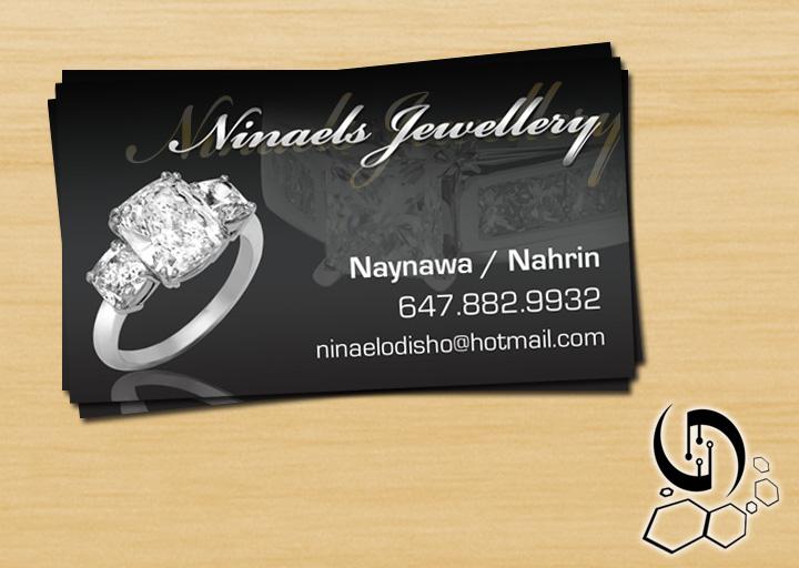 Jewelry Business Card by usama webslinger on deviantART
