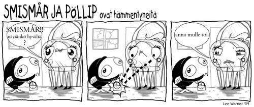 Moar retarded comic. by zeef