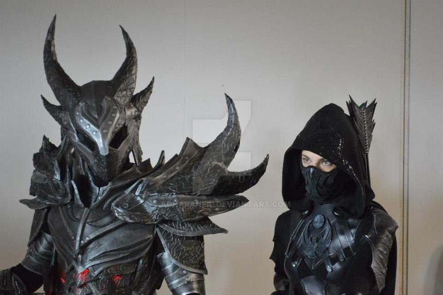 skyrim how to get into the thief guild