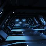 Halo 3 Control Room Hallway