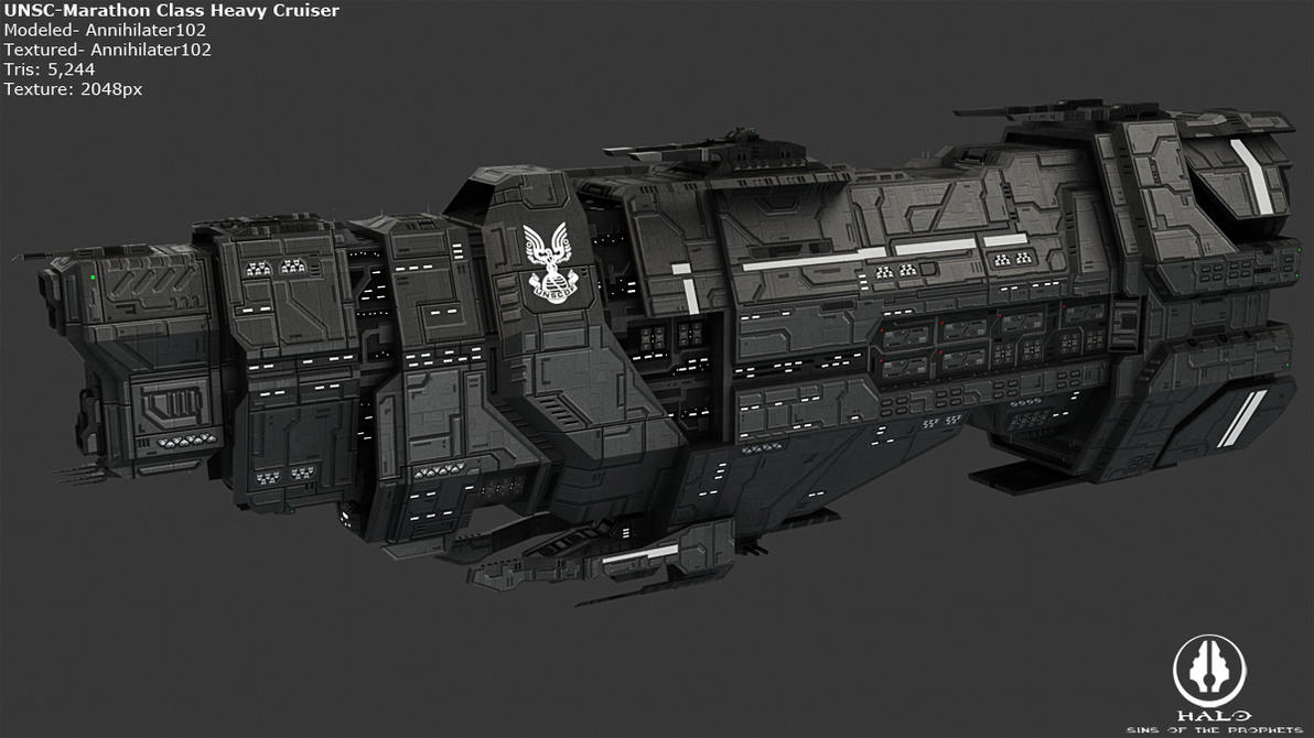 Ships of Halo | SpaceBattles Forums