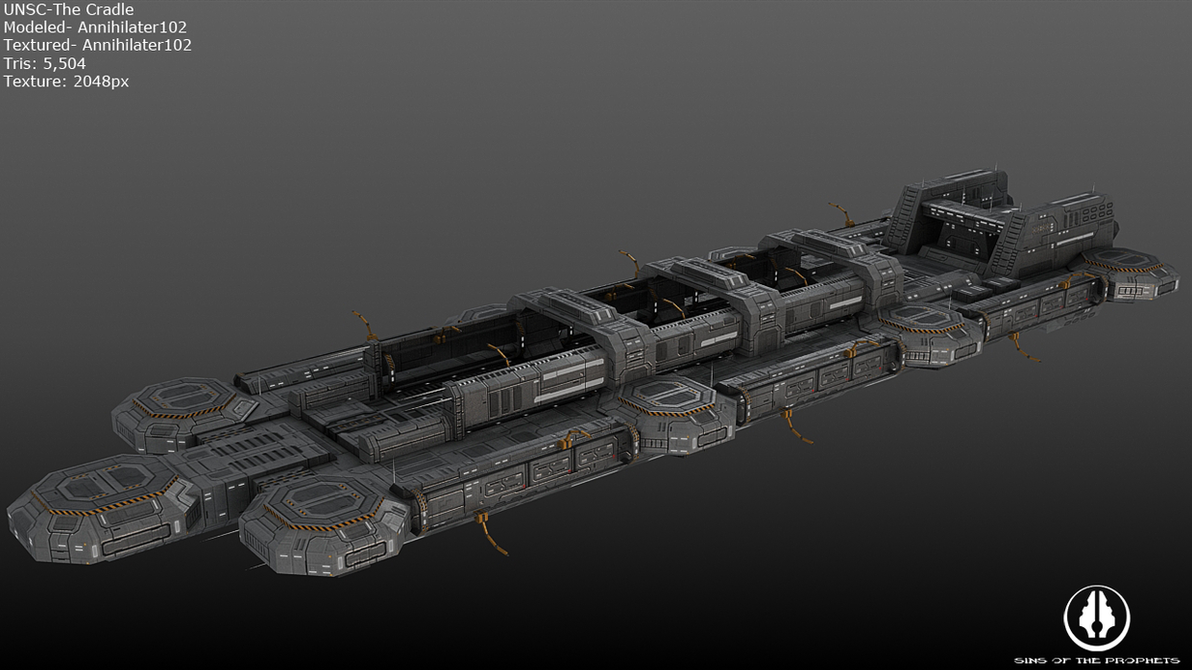 unsc space station huge - photo #30