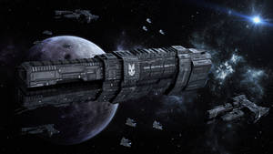 Orion on Patrol by Annihilater102