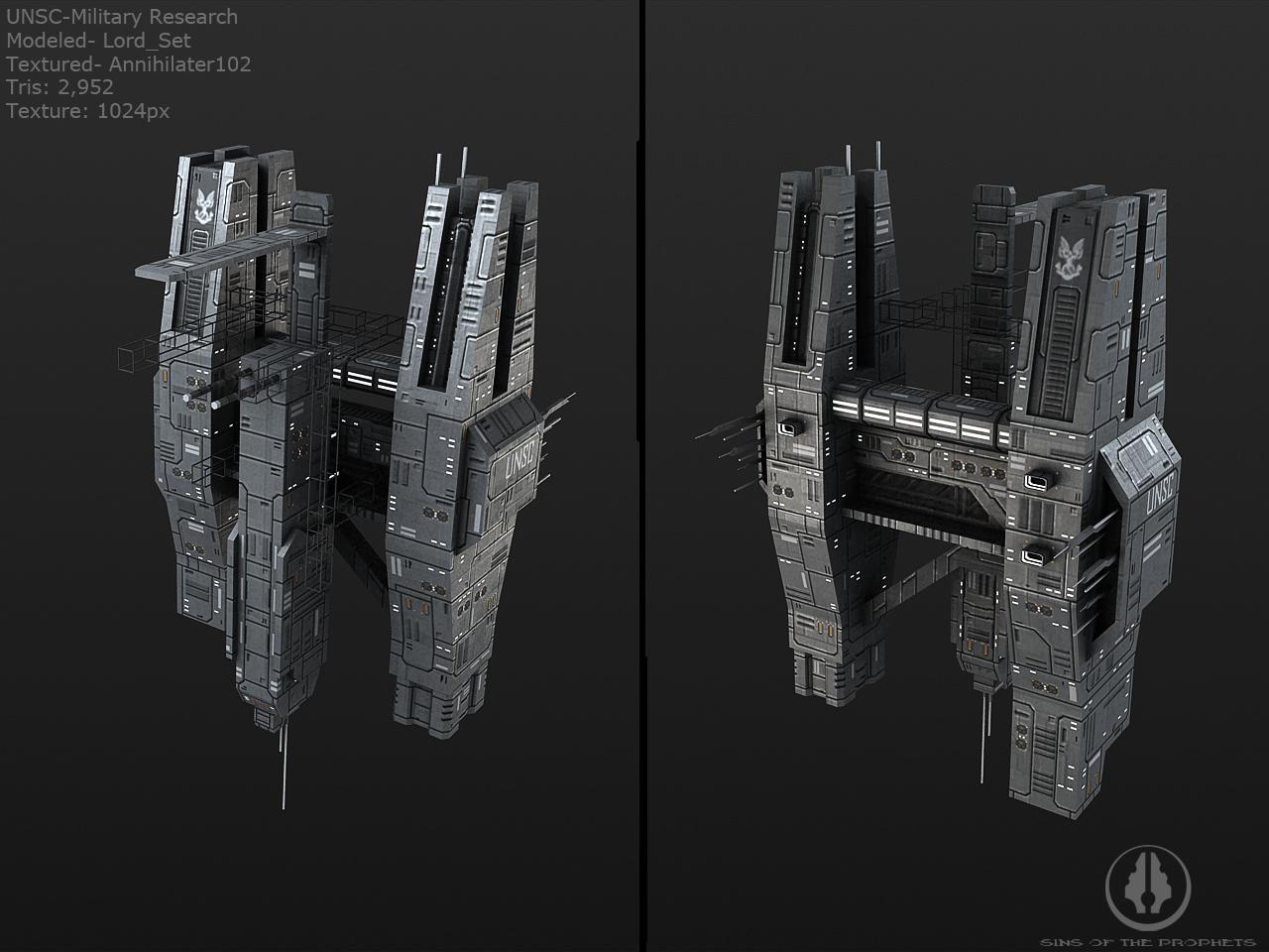 huge unsc space station - photo #46