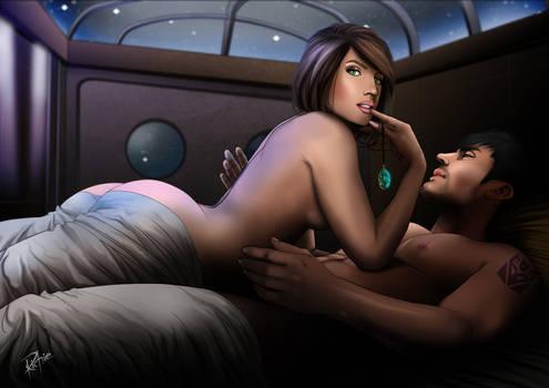 Armada Starscream and Alexis