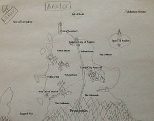 Map of Analor