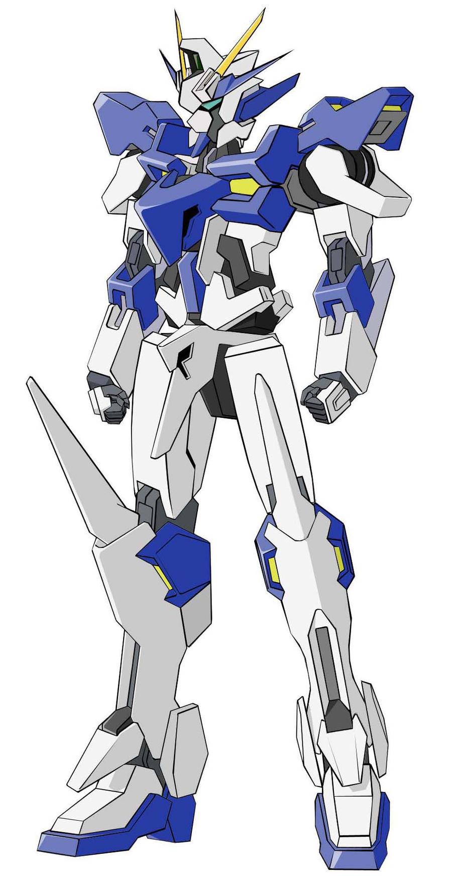 VA-14 Gundam Reakta by orihalchon
