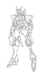 Gundam Zero by orihalchon