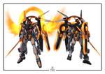 C002 - Nephalem Gundam
