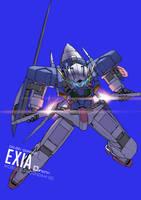 FBA - Exia by orihalchon