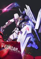 FBA - v Gundam by orihalchon