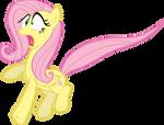 Fluttershy (scared)