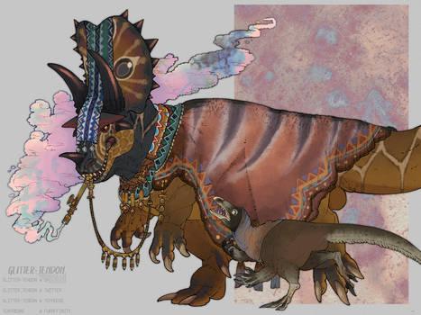 Dinosaur clothes
