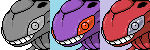 Free Genesect head shot icon