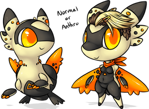 Chibi Pokemon Examples