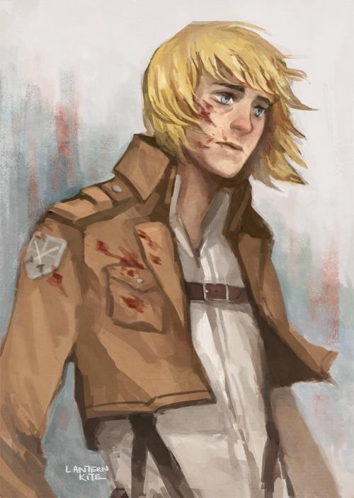 Armin by LanternKite