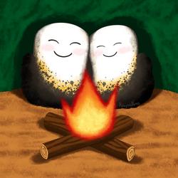 Toasty Marshmallows