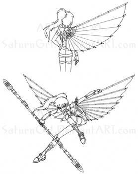 Soara's Battle Glider