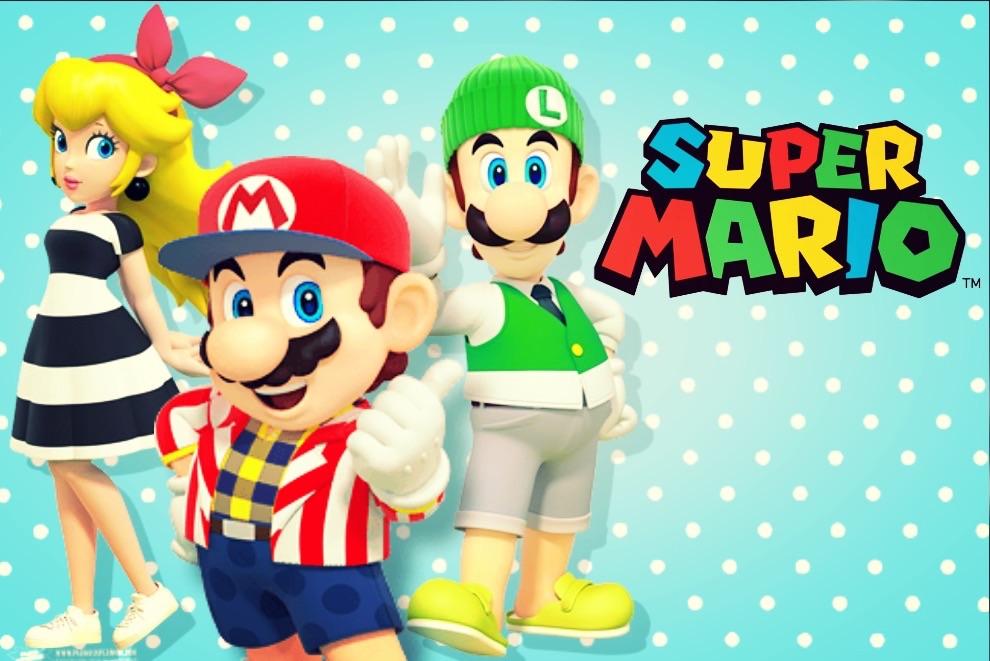 Mario, Luigi and Princess Peach by PrincessPeach8 on ...