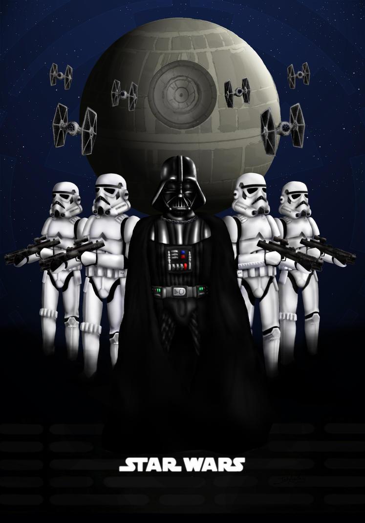 Star Wars by josh-eeewwa