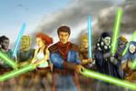 Tales of the Jedi by josh-eeewwa