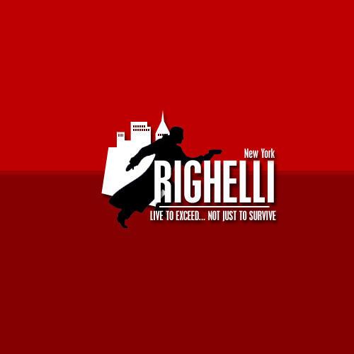 Righelli Logo by BeZaX