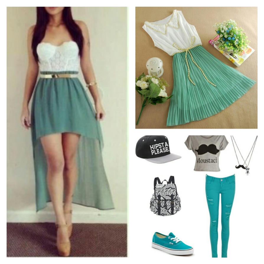 Find and save ideas about Cute outfits on Pinterest. | See more ideas about Outfits for summer, Cute summer outfits for teens and Cute teen outfits. Women's fashion. Cute outfits Discover images of trends in clothing, accessories, design and more. Heart .