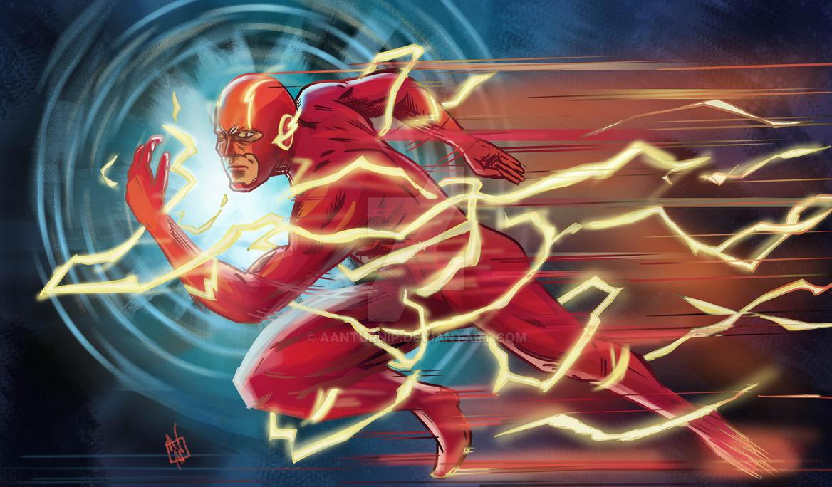 flash run by aanturnip