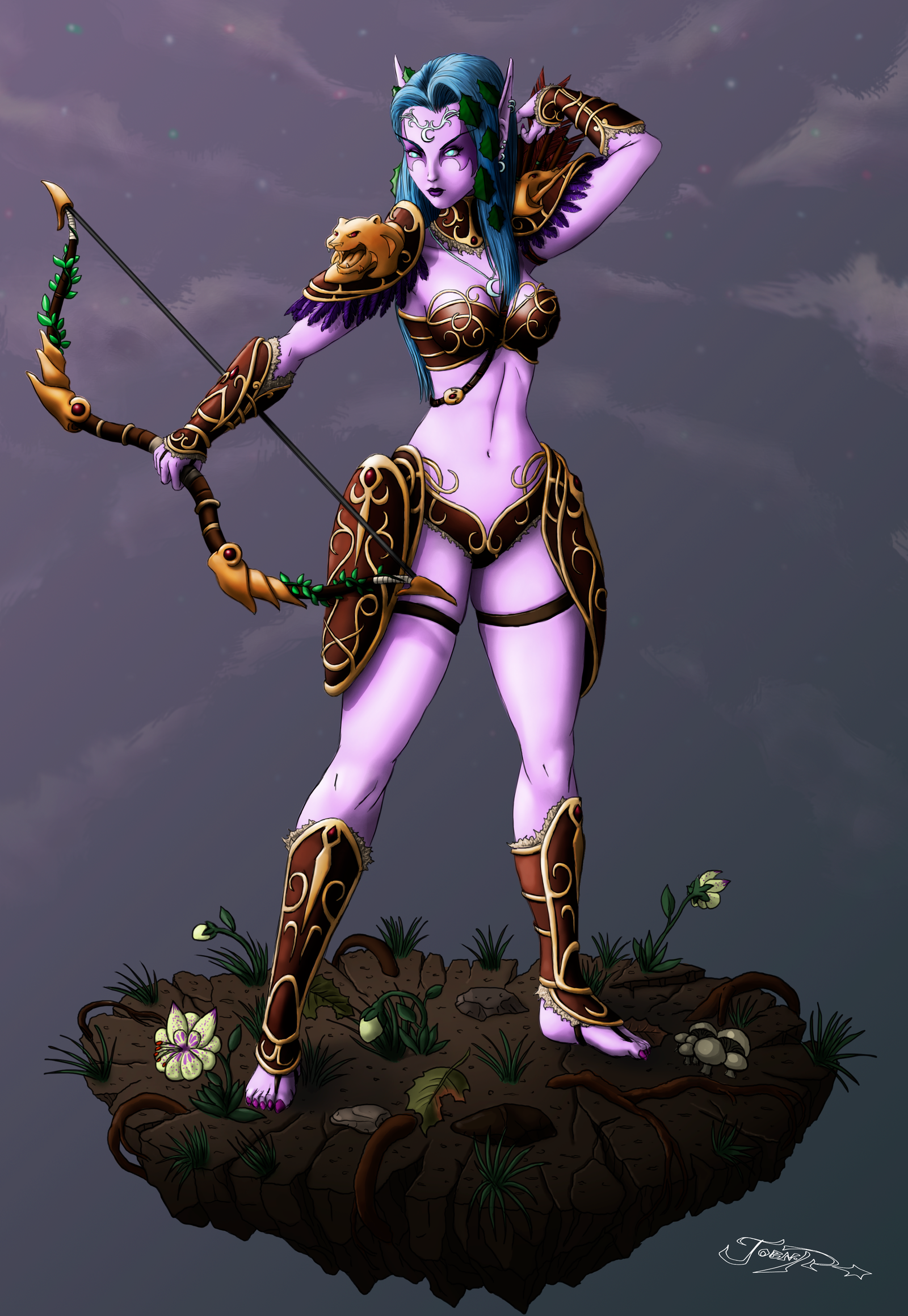 Draenei vs orc jizzart sexy images