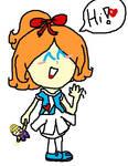 hi im baby mona by mushroomgirl3