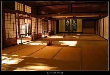 Samurai House by b4silio
