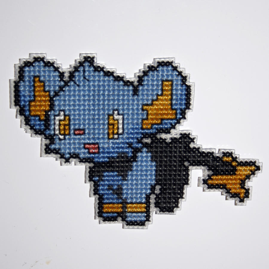 Shinx by behindthesofa