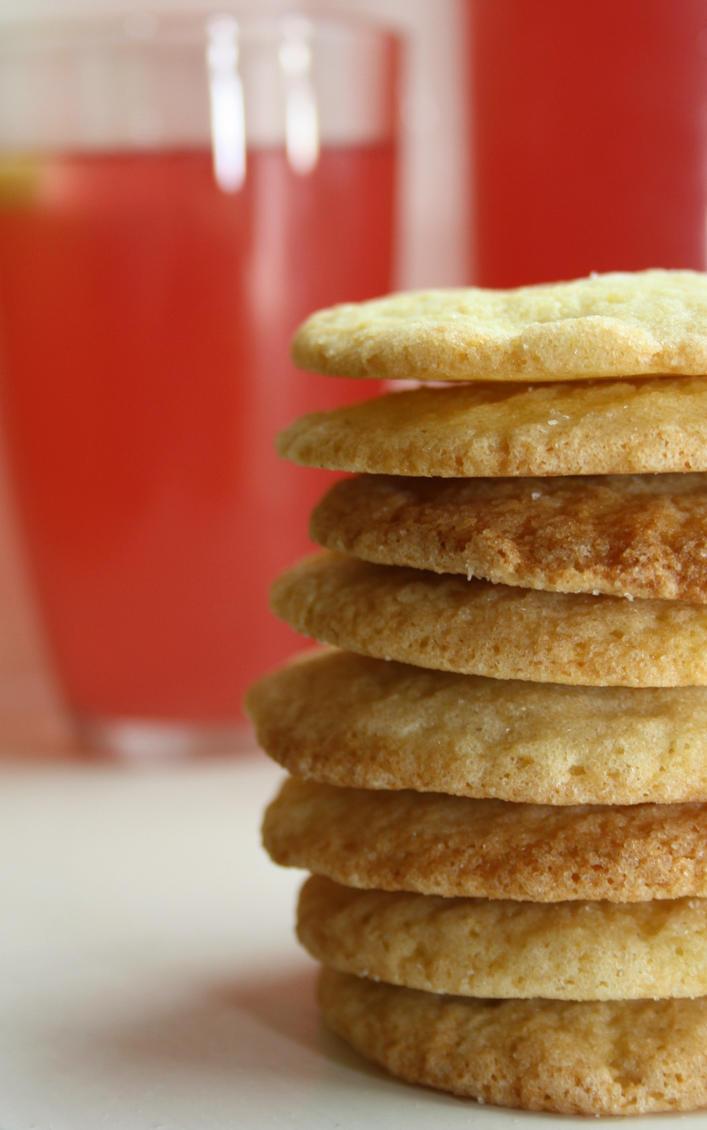 Lemon Biscuits by behindthesofa