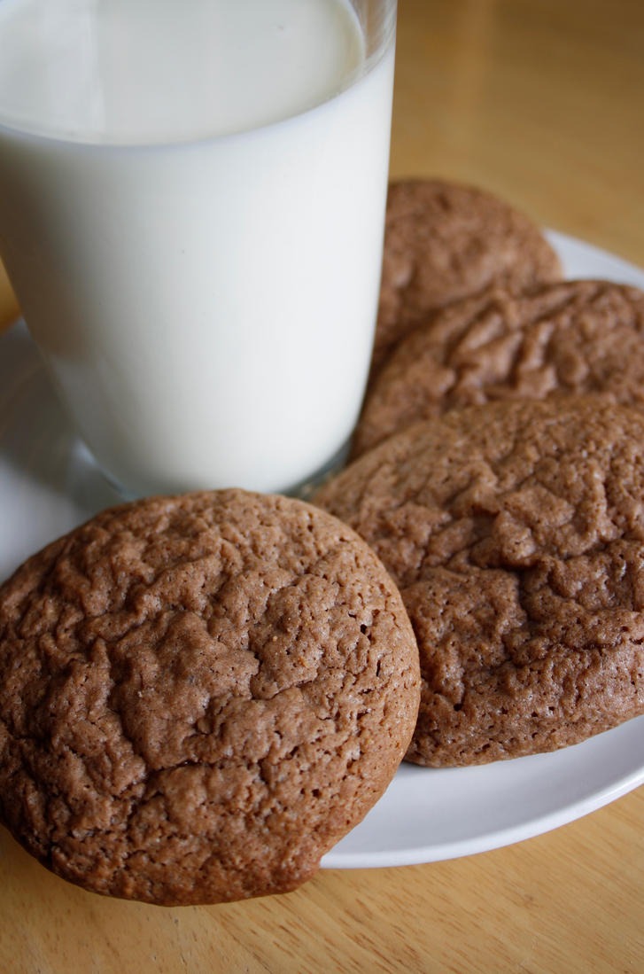 Nutella Cookies by behindthesofa
