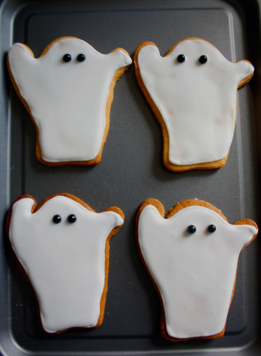 Ghost Biscuits by behindthesofa