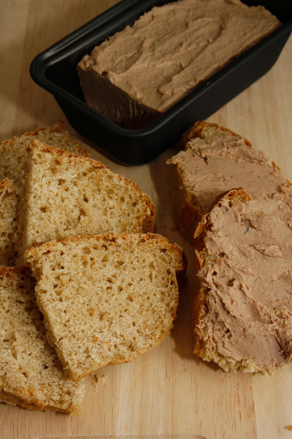 Beef Liver Pate by behindthesofa