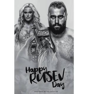 Rusev - US Champ