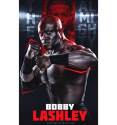 Bobby Lashley - The Almighty by Brightstar2003